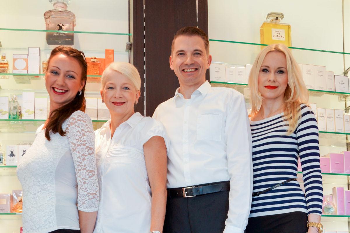 Parfümerie Dommaschk - Team