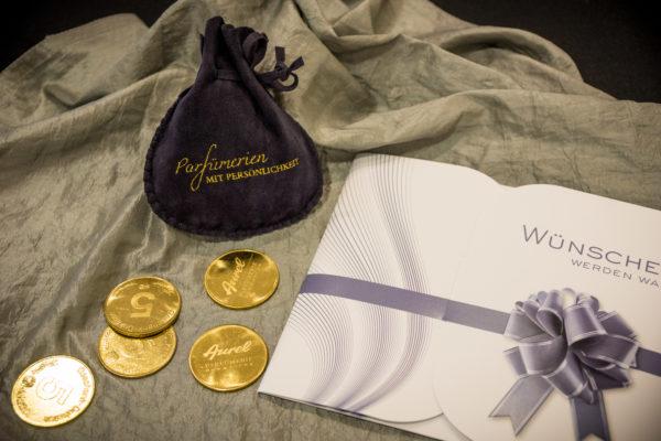 Parfürmerie Dommaschk Geschenkgutschein